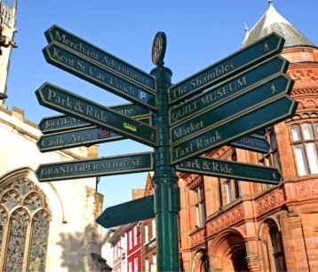 Accommodation near York Attractions